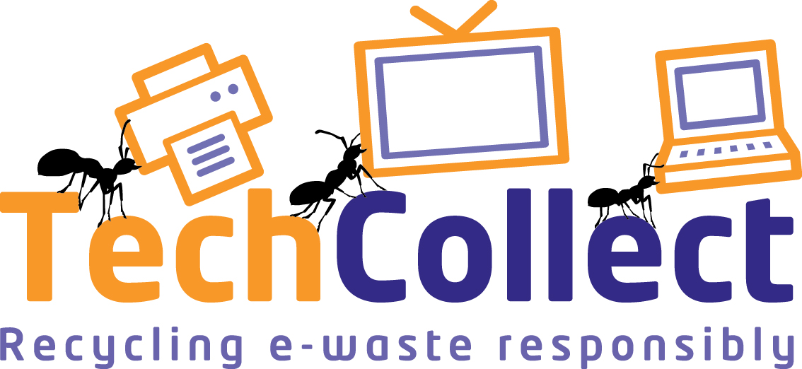 TechCollect Logo & Line - 4 Colour Version Feb 2013