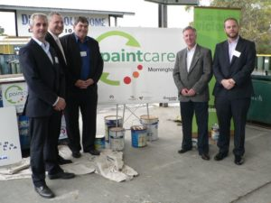 Waste Trade Paint Trial Report Available