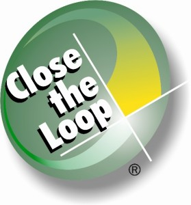 Close the loop Logo sm