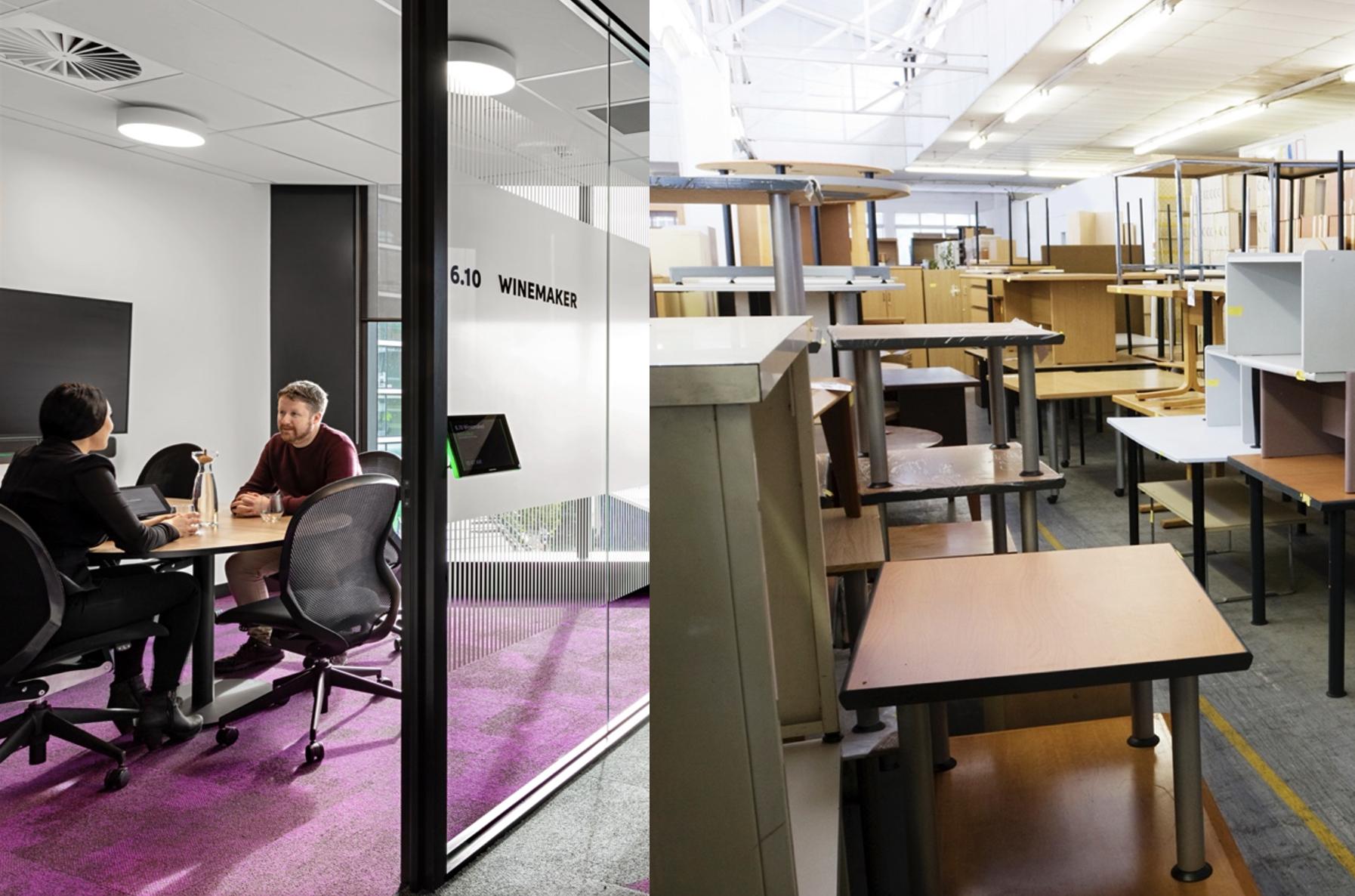 GlobalPSC teaming up to deliver national commercial furniture stewardship scheme